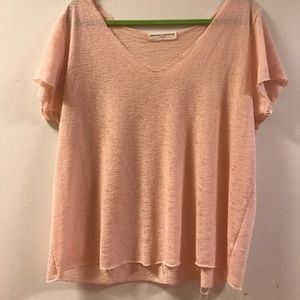 Pink Tshirt from Urban Outfitters